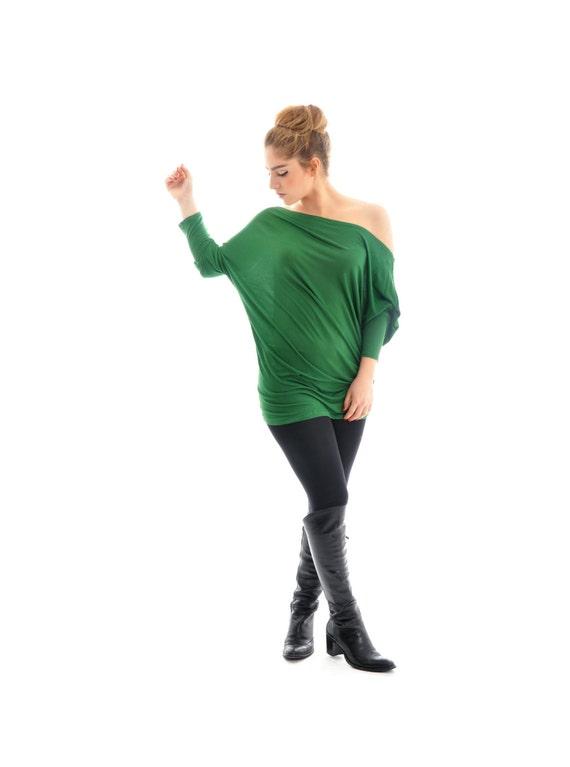 Plus size tunic top/ Plus size sweater/ Cotton plus size tunic top/ winter plus size tunic top/ Women plus size tunic top