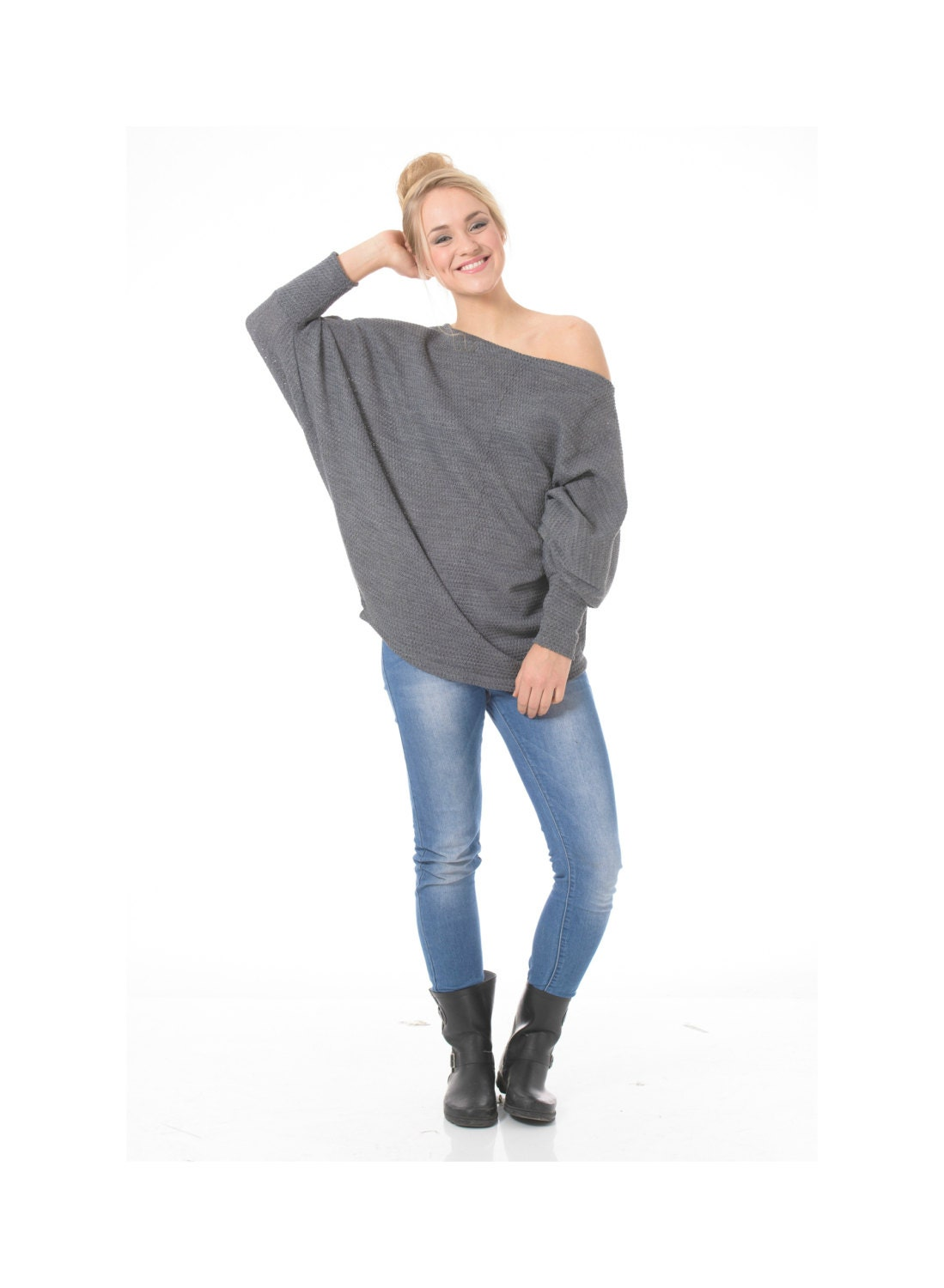 Oversize sweaterPlus size clothing Plus size sweater Plus