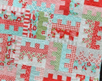Custom Made Quilt, Custom Made Quilts, Key to My Heart Quilt, Twin Size Quilt, Queen Size Quilt, King Size Quilt, Expecting Mom Gift