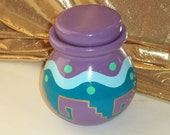 Ceramic Item Pot Legend of Zelda Wind Waker - Custom made One of a Kind OOAK by TorresDesigns - Ready To Ship