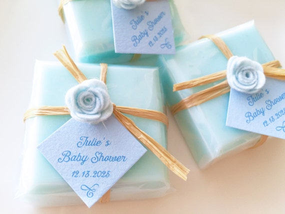 Baby Shower Favors Hand Soap ~ Soap favors baby shower by sweetclementinesoaps