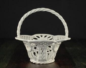Ceramic Basket, Portugal