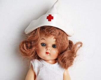 "Virga Play-Mates 8"" Nurse Doll # P-816"