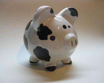 """Piggy bank """"Cash Cow"""""""