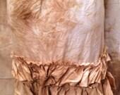 Ruffle Maxi Skirt Magnolia Mori Prairie Pearl Lagen