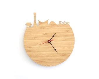 Clock - Kobe - Kobe, Japan Clock