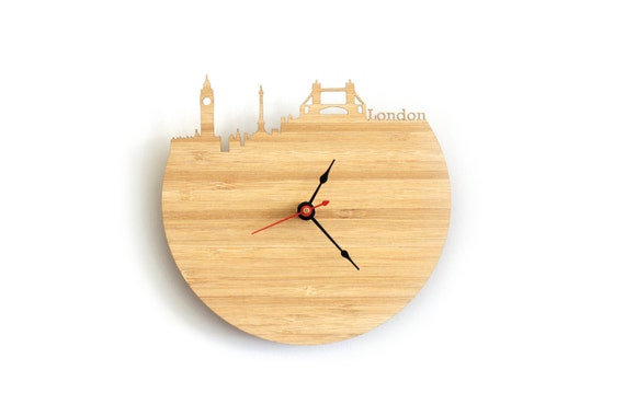 London Modern Wall Clock