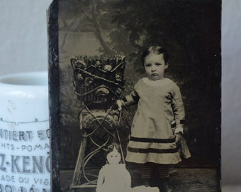 Tintype Photo