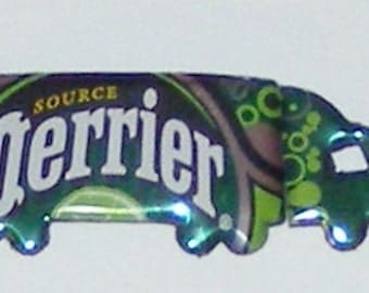 Truck Magnet - PERRIER Soda Can