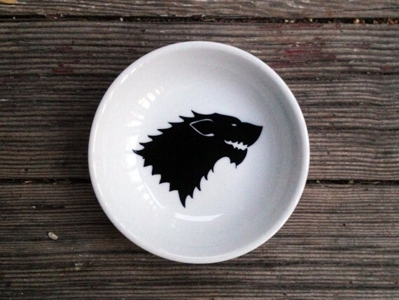 Ring Dish | Game of Thrones | Wedding | Ring Holder | Engagement Gift | Jewelry Dish