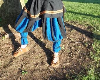 Custom Linen Viking Rus Pants