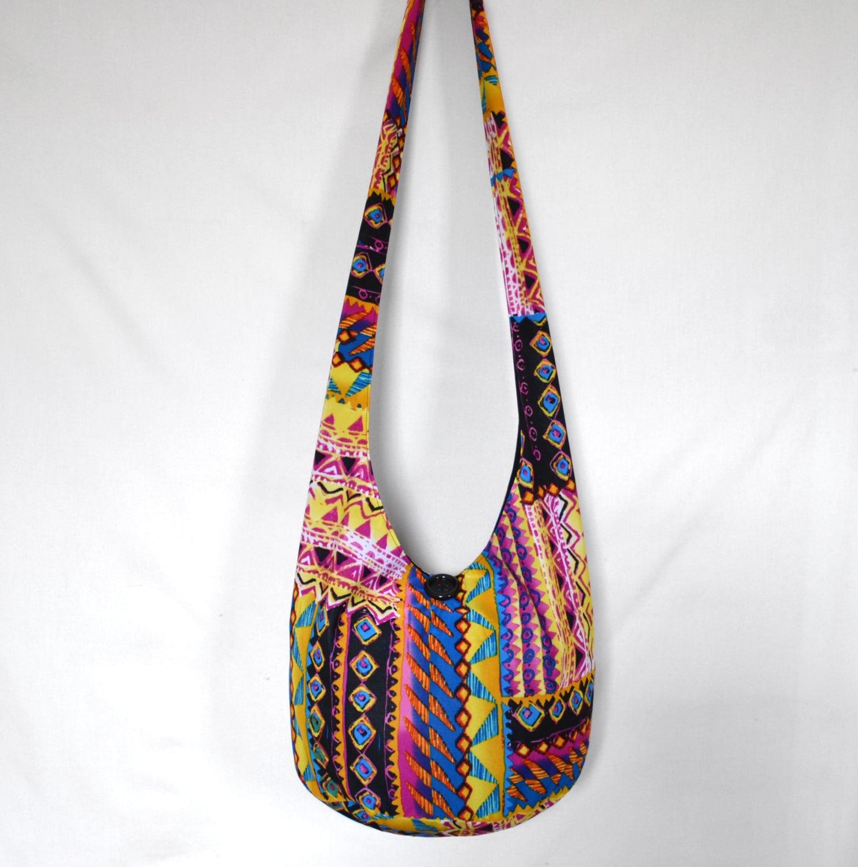 hobo bag crossbody bag hippie purse sling bag hobo purse boho