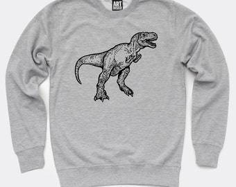 Dinosaur Sweatshirt by Art Disco