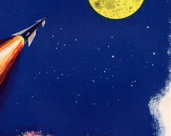You Will Go To The Moon by Mae and Ira Freeman, illustrated by Robert Patterson