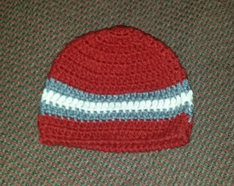Crochet Diaper Cover Set