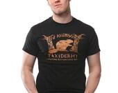 Big Woody Johnson's Taxidermy Stuffing Beaver T-Shirt Funny Hunting Stud Humor Hunter Fishing Tee Shirt Tshirt Mens S-3XL