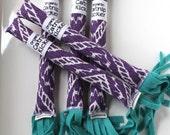Grape Jelly Kicker Stick Organic Catnip Toy Gift for Cat Lover Purple