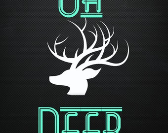 Oh Deer Digital Download