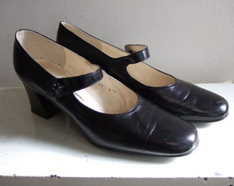 French Mary Janes size 36