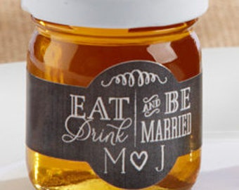 Personalized Bridal Shower Favors; Personalized Wedding Favors, Bridal Shower Favors, Rustic Wedding Favors