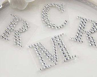 wedding Favor Labels (Set of 24), candy favor tags, favor labels, favor tags, monograms