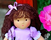 "Waldorf doll 19""  inches ""Kira"" - gift girl"