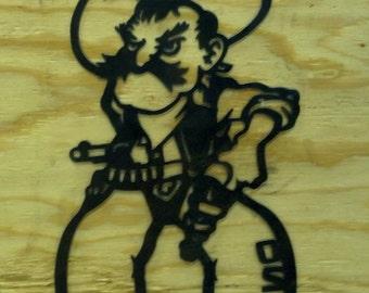 OSU Cowboys Wall Decor