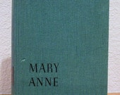 Daphne du Maurier MARY ANNE 1954, first US edition