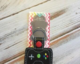 Game Controller Keychain - Gamer Keychain -Geeky Keychain - Geeky Gift - Gamer Gift