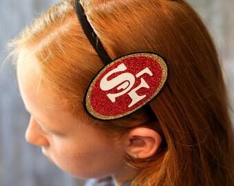 49ers Headband