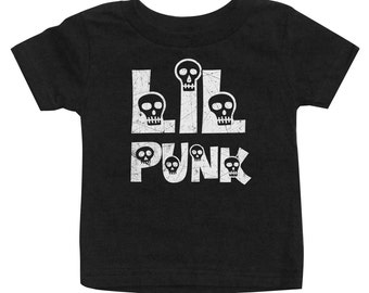 Lil Punk T-Shirt or Onesie