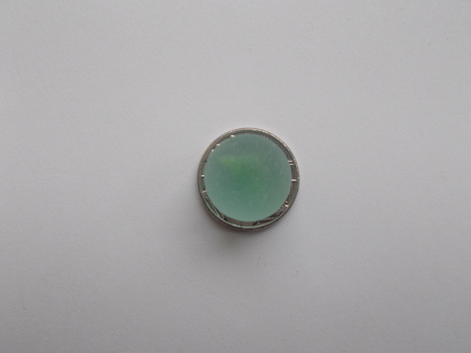 Rare Small Cat S Eye Sea Glass Marble