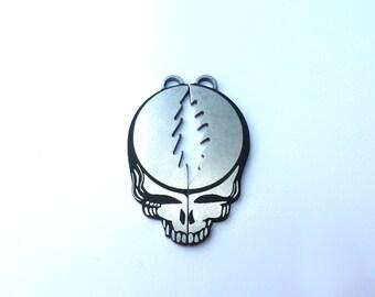 Grateful Dead Steal Your Face friendship pendants