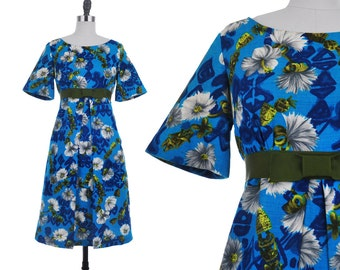 Empire style luau dresses