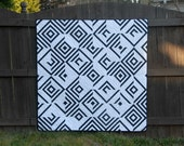 Use Your Illusion - a Digital pdf Quilt Pattern - Paper Pieced Pattern - Wall, Baby, Lap Sizes