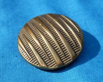 LG Vintage Brass Button