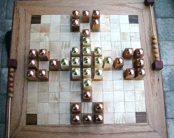 Hnefatafl,King's Table, Chess, Medieval, Medieval game,Viking game, Celtic game, Norse game, Viking Chess.  Onestreasures