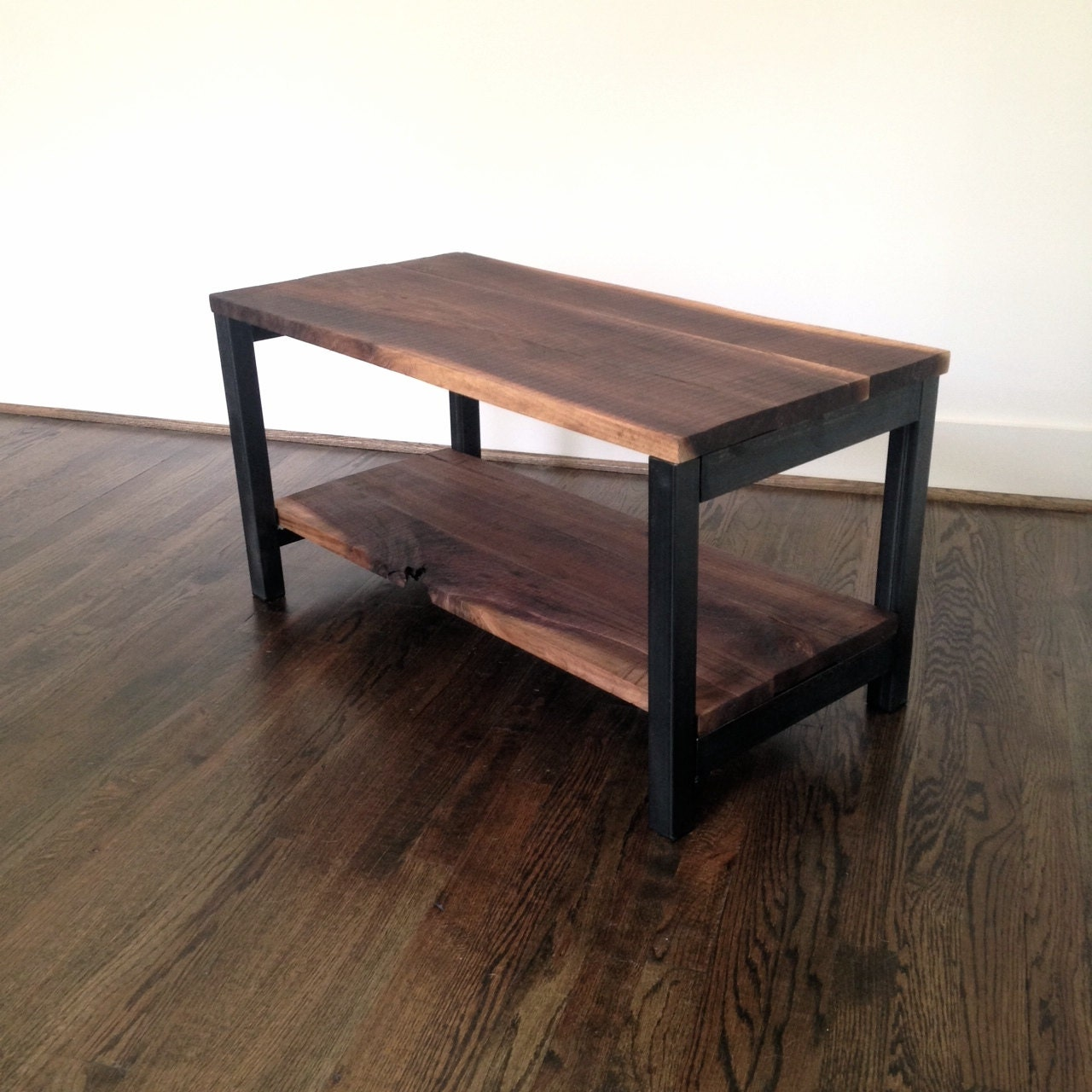 The Paloma Coffee Table Reclaimed Wood & Steel