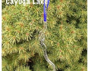 Cayuga Lake Ornament