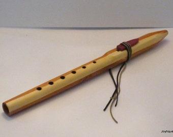 Hand Made native america  Native American style Flute Eastern Red Cedar Key A#