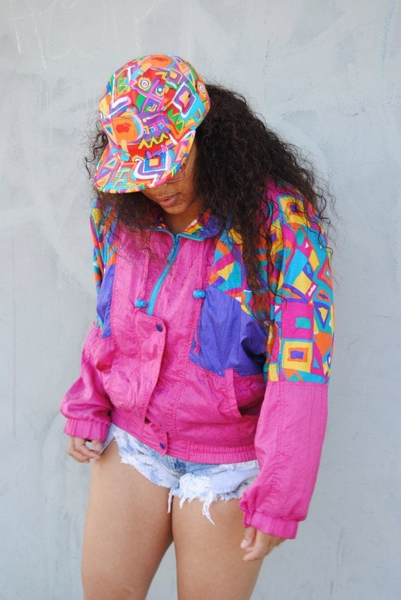 Fresh prince 90s 5 panel snapback for 90er party outfit