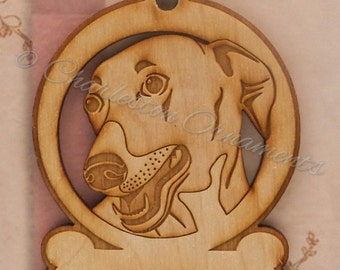 Greyhound Ornament - Greyhound Gifts - Greyhound Memorial - Greyhound Art - Greyhound Lover - Greyhound Rescue - Personalized Free