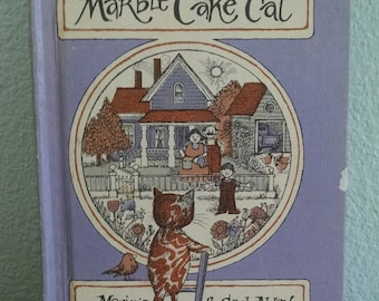 The Marble Cake Cat by Marjorie & Carl Allen