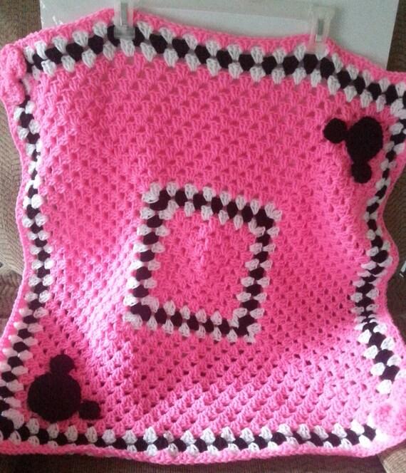 Hd Minnie Mouse Crochet Afghan Patterns Ashleehusseyphoto