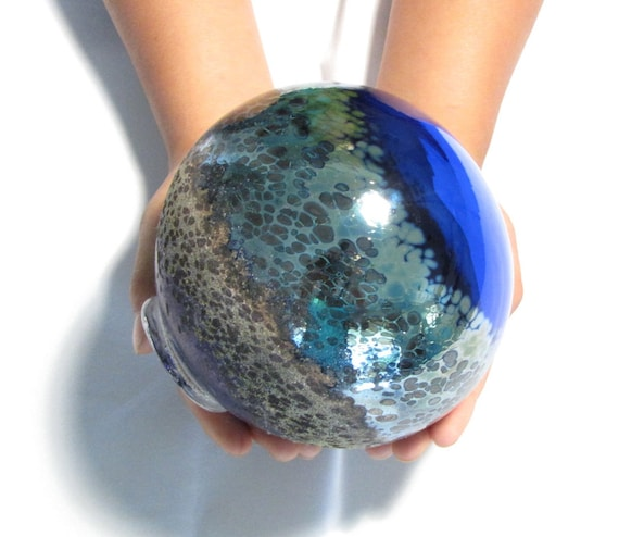 Pet Memorial Cremation Ash Blown Glass Made By