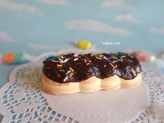 how to make long john donuts