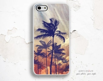 iPhone 6 Case Palm Tree - Summer iPhone 5s Case, iPhone 4s Case, iPhone 6 Plus Case, iPhone 6 Tough Case, Sunset iPhone 6 Case :0943
