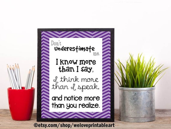 Special Education Classroom Decoration ~ Special education teacher gift inspirational quote