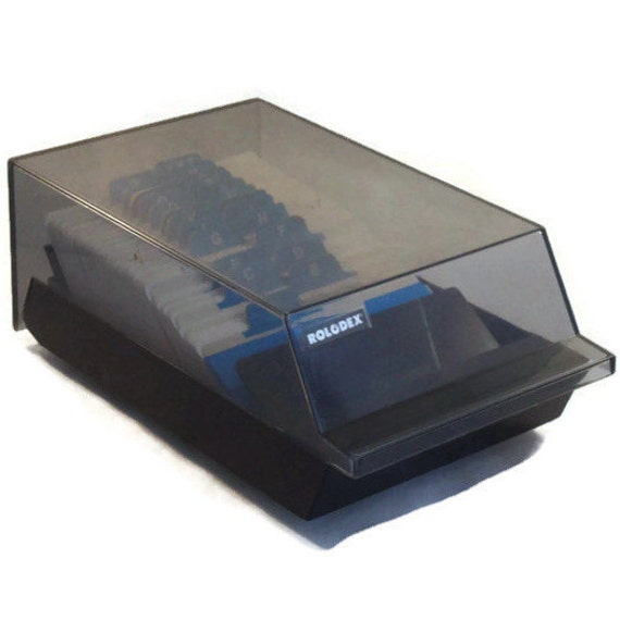 Rolodex Business Card File Desktop Business Card Holder