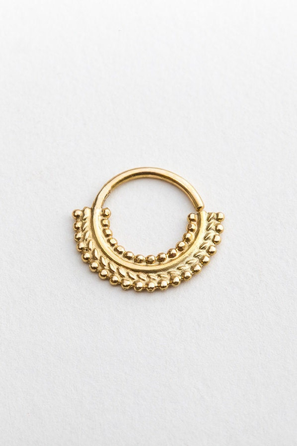 indian septum ring septum ring primitive septum ring